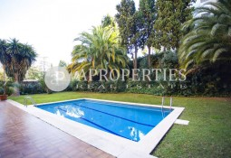Splendid family apartment for rent in Pedralbes, Barcelona