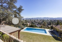 Luxury and exclusivity for sale in the premium zone of Bellaterra