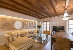 Fantastic furnished and refurbished apartment in El Gótico