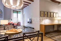 Cozy brand new furnished apartment near Plaza Cataluña in Barcelona