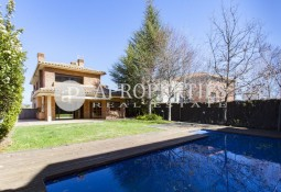 Exclusive detached house in El Arxiu of Sant Cugat