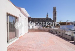 New Penthouse with stunning views and an unbeatable location in Born, Barcelona