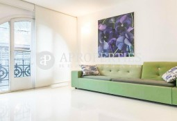 Furnished loft of design close to the Park of the Ciutadella
