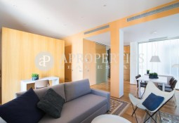 Beautiful furnished apartment for rent in the center of Barcelona