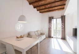 Fantastic apartment fully furnished and equipped in Eixample Dreta, Barcelona
