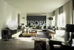 Spectacular furnished furnished apartment overlooking Turó Park