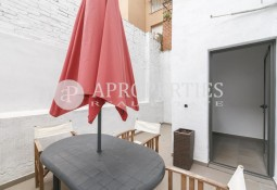 Charming apartment in La Vila de Gracia