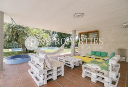 Magnificent house for rent in Ciutat Diagonal
