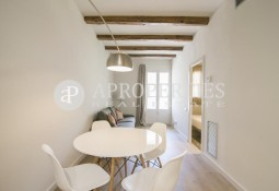 Beautiful furnished and newly refurbished flat La Dreta de l'Eixample