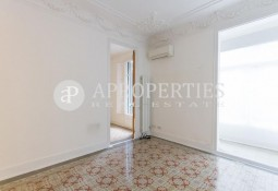 Designer apartment near to the Conservatory of Music