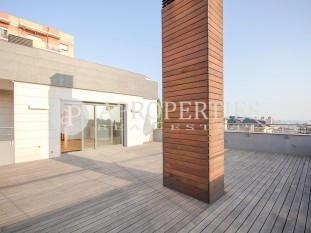 Brand new penthouse for sale Duplex in Parc Güell