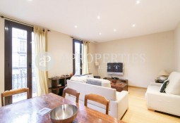 Furnished apartment for rent in l'Esquerra de l'Eixample
