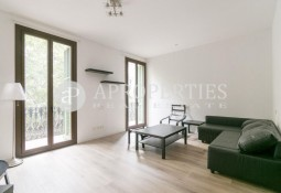 Nice furnished apartment for rent in l'Eixample