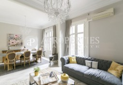 Spectacular furnished apartment in l'Eixample
