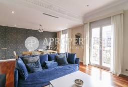 Spectacular furnished apartment in Diagonal