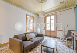 Charming apartment for rent in the heart of Barcelona