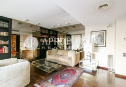 Furnished flat in the upper area of Barcelona