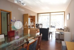 Fantastic apartment with garden and pool in Pedralbes for rent