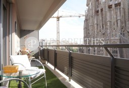 Modern apartment for rent 5 meters from La Sagrada Familia, Barcelona