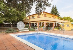 House with exclusive location in Cerdanyola del Vallès, for sale
