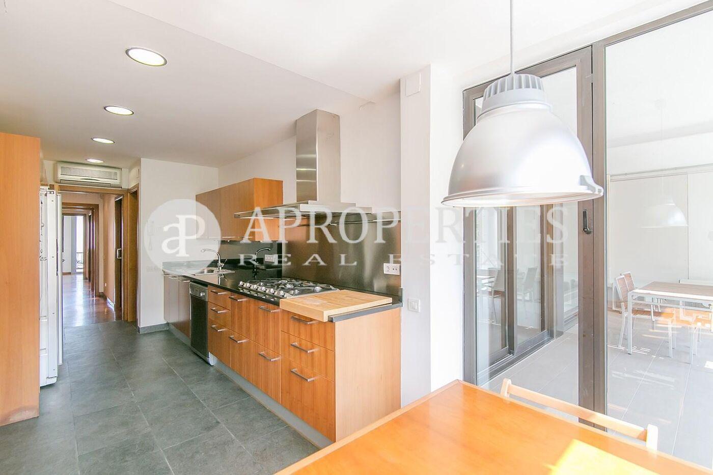 Precioso piso en alquiler en pedralbes - Piso en pedralbes ...