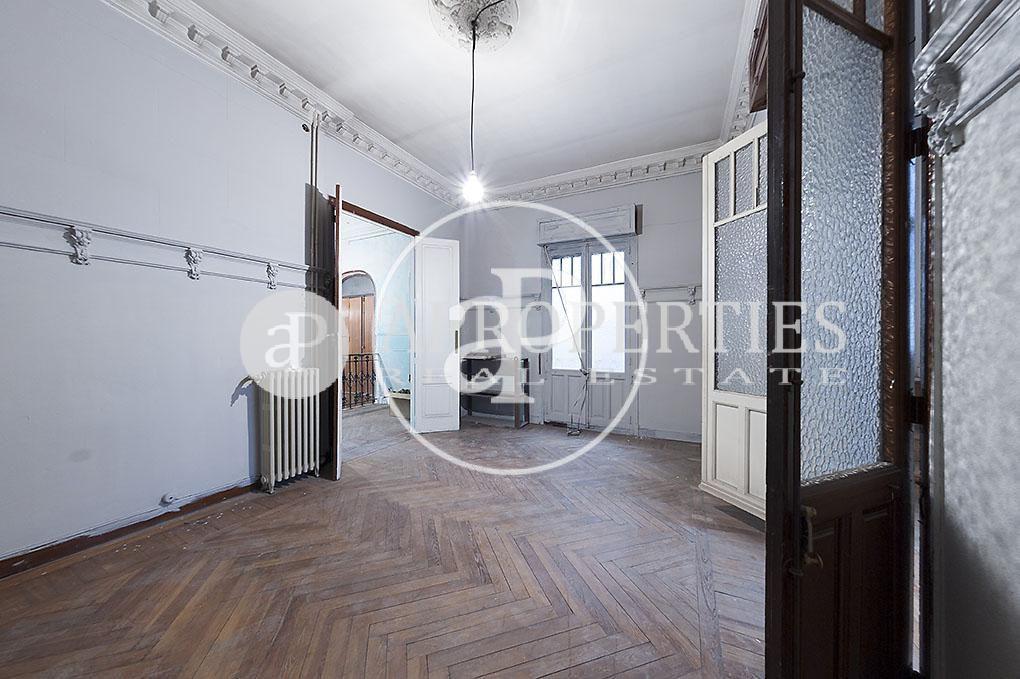 Maravillosa casa hist rica en venta en el barrio de salamanca de madrid en lista - Casa lista madrid ...