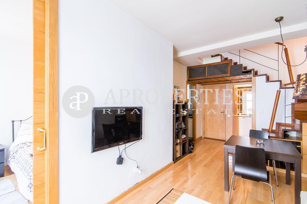 Tico d plex en alquiler en galvany barcelona - Atico duplex barcelona ...