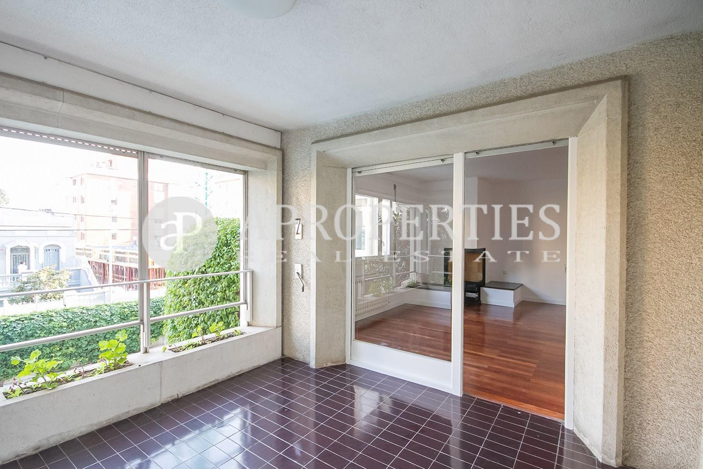 Maravilloso piso en alquiler con piscina en tres torres - Pisos con piscina en barcelona alquiler ...