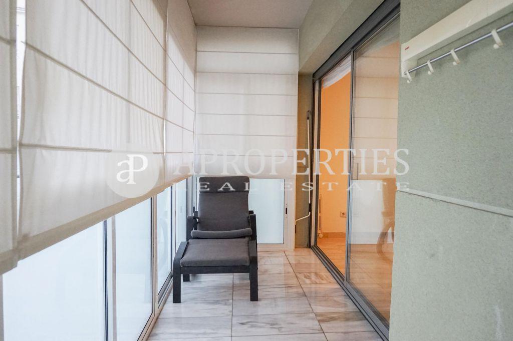bonito piso en alquiler en sarri