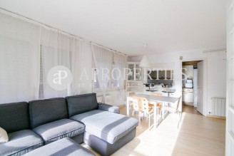 Cozy furnished apartment in Tres Torres, Barcelona