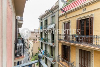Renovated apartment in Gràcia