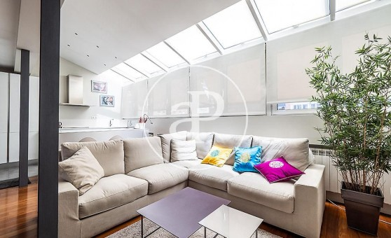 Cozy With Views For Rent In Prosperidad Madrid