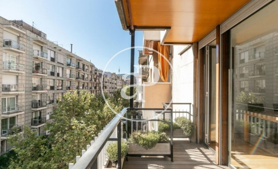 Luxury flats for rent in Barcelona