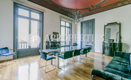 flat in rental in Barcelona